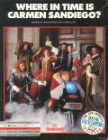 Carmen Sandiego: Where in Time per PC MS-DOS