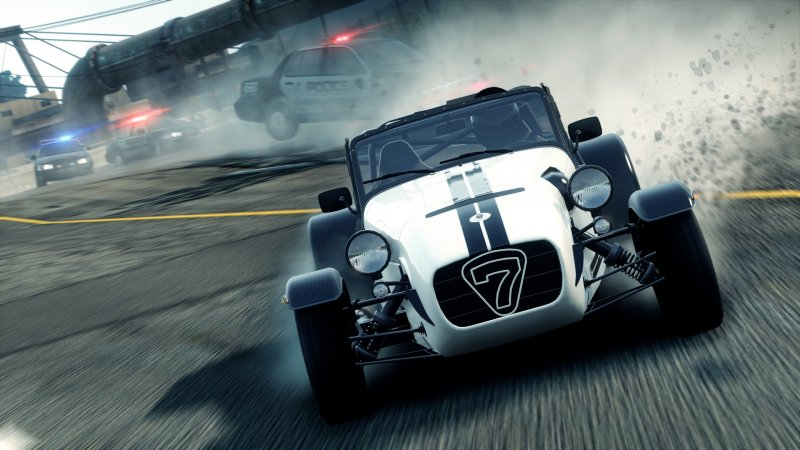Gamescom 2012 - Sfide cross-platform per Need for Speed: Most Wanted