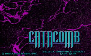 Catacomb per PC MS-DOS