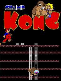 CHAMP Kong per PC MS-DOS