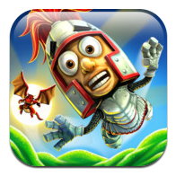 Catapult King per iPad