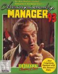Championship Manager 93/94 per PC MS-DOS