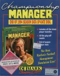Championship Manager: End of Season Edition per PC MS-DOS