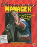 Championship Manager per PC MS-DOS