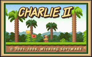 Charlie II per PC MS-DOS