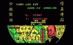Choy-Lee-Fut Kung-Fu Warrior per PC MS-DOS