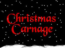 Christmas Carnage per PC MS-DOS