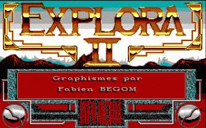 Chrono Quest II per PC MS-DOS