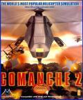 Comanche 2 per PC MS-DOS