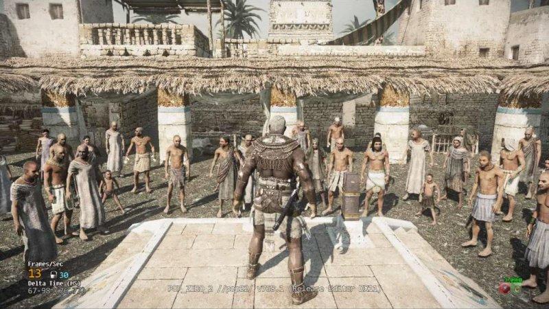 Prince of Persia - Prima immagine in gioco del nuovo capitolo della serie?