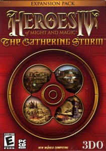 Heroes of Might & Magic IV - The Gathering Storm per PC Windows