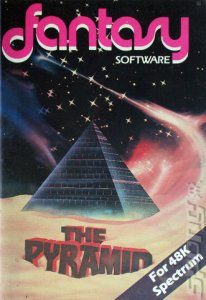 The Pyramid per Sinclair ZX Spectrum