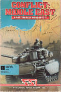 Conflict: Middle East per PC MS-DOS