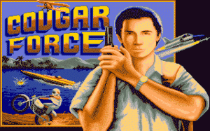 Cougar Force per PC MS-DOS