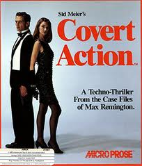 Covert Action per PC MS-DOS