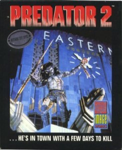 Predator 2 per Sinclair ZX Spectrum