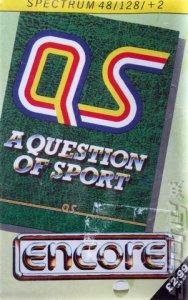 A Question of Sport per Sinclair ZX Spectrum