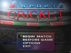 Cricket 96 per PC MS-DOS