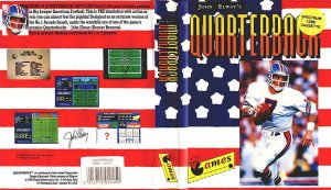 Quarterback per Sinclair ZX Spectrum
