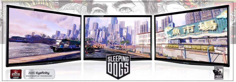 Video, immagini e requisiti per la versione PC di Sleeping Dogs