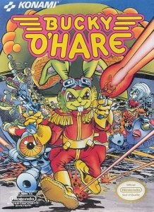 Bucky O'Hare per Nintendo Entertainment System