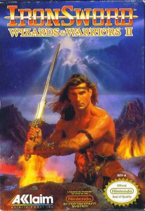 Ironsword: Wizards & Warriors II per Nintendo Entertainment System