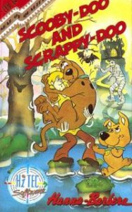 Scooby Doo and Scrappy Doo per Sinclair ZX Spectrum
