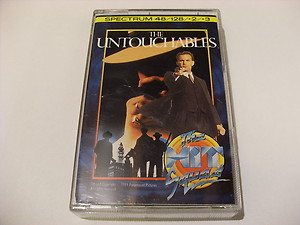 The Untouchables per Sinclair ZX Spectrum