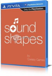 Sound Shapes per PlayStation Vita