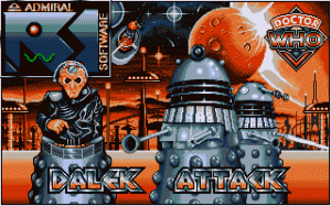 Dalek Attack per PC MS-DOS