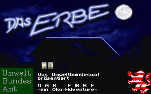 Das Erbe per PC MS-DOS