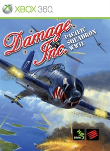 Damage Inc. Pacific Squadron WWII per Xbox 360
