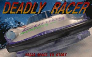 Deadly Racer per PC MS-DOS