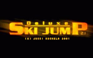 Deluxe Ski Jump per PC MS-DOS