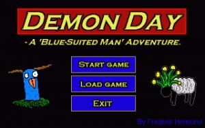 Demon Day per PC MS-DOS