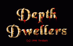Depth Dwellers per PC MS-DOS