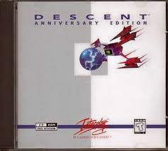 Descent: Anniversary Edition per PC MS-DOS