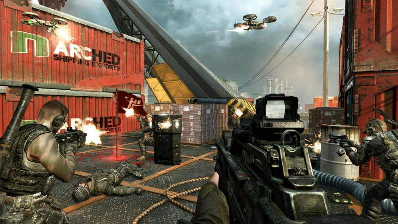 "Spunta un breve video ""rubato"" per Call of Duty: Black Ops II"