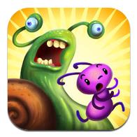 Ant Raid per iPhone