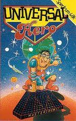Universal Hero per Sinclair ZX Spectrum
