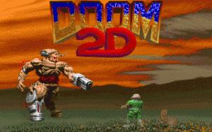 DOOM 2D per PC MS-DOS