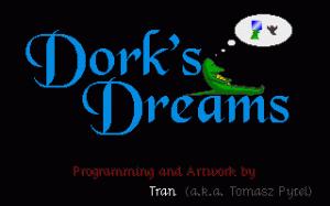 Dork's Dreams per PC MS-DOS