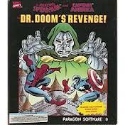 Dr. Doom's Revenge! per PC MS-DOS
