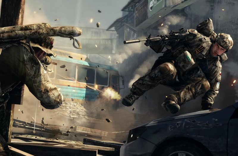 Medal of Honor: Warfighter su due DVD nella versione Xbox 360