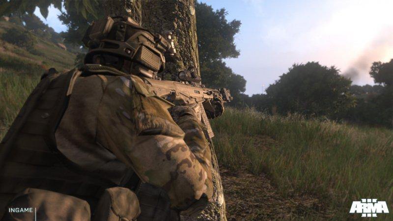 ArmA III è stato rinviato al 2013