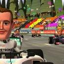 La facciona sorridente della Formula Uno