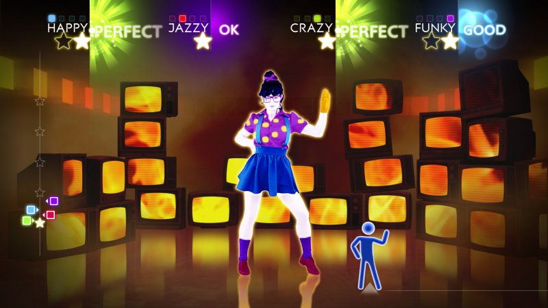 Save the Just Dance