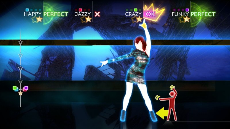Nuovi brani disponibili per Just Dance 4