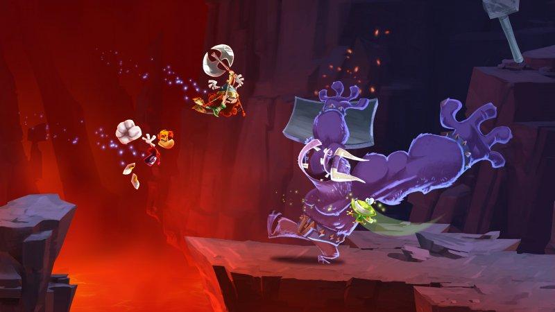 La seconda demo di Rayman Legends per Wii U includerà quattro livelli