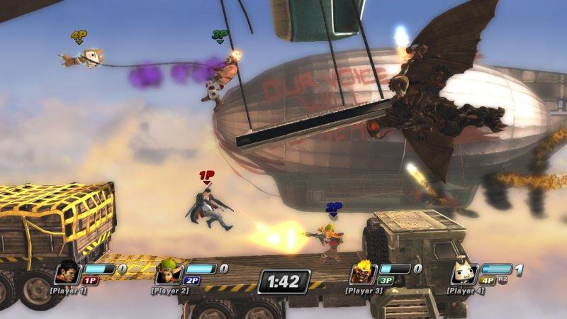 La beta di PlayStation All-Stars: Battle Royale parte domani per i possessori di PSVita, mercoledì per gli utenti Plus